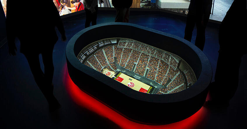 Deliver the stadium experience in the offseason