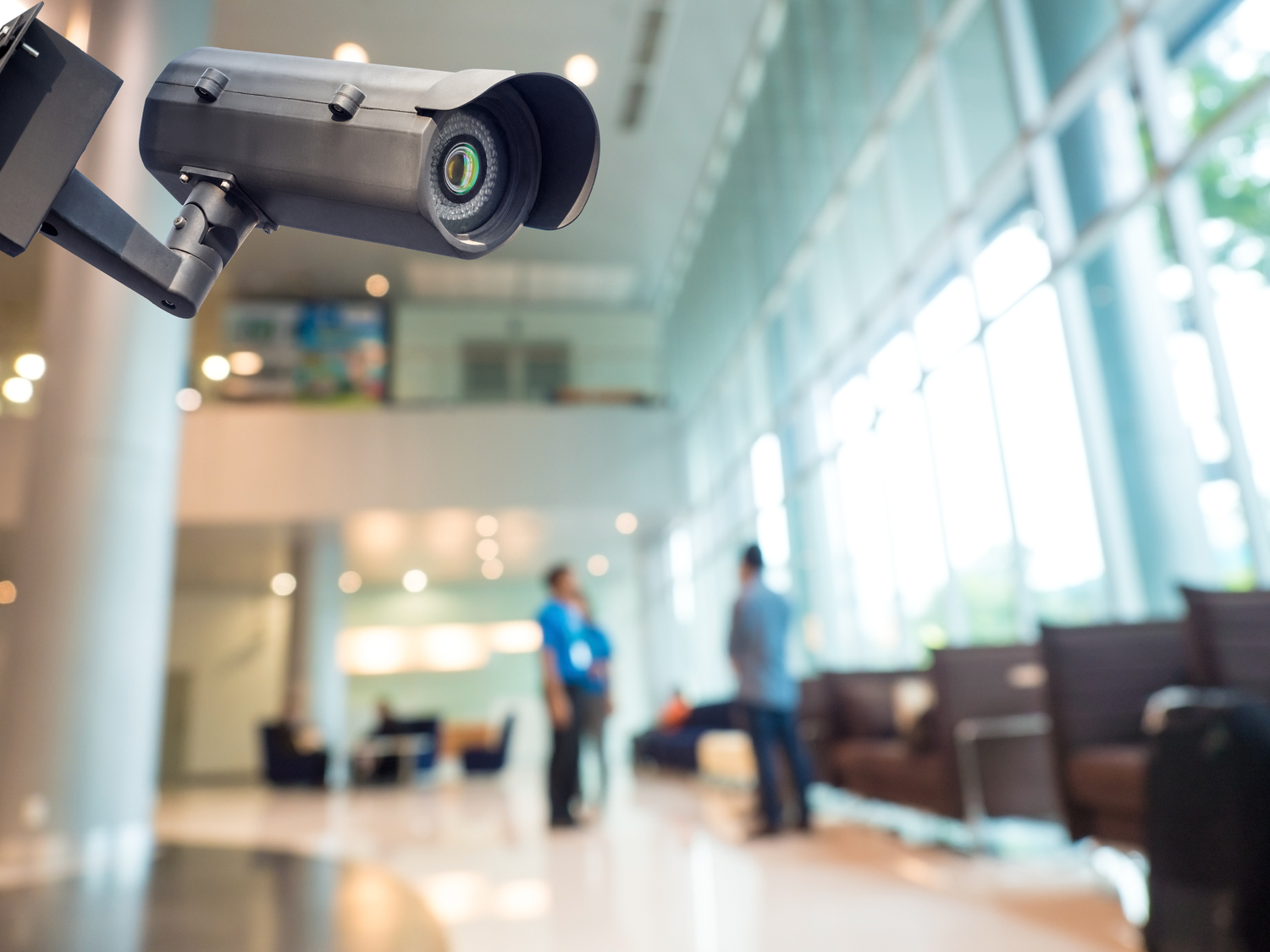 Security cameras have far more uses than protection.