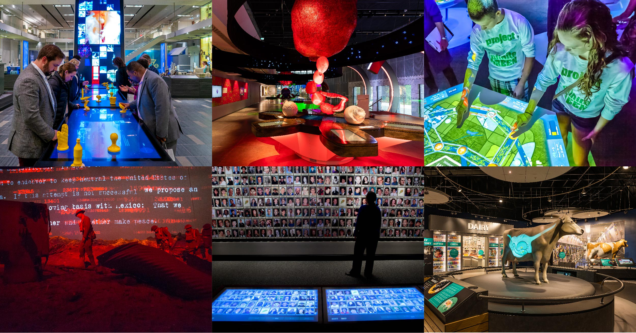 6 Examples of Cool Things Electrosonic Has Accomplished at Museums