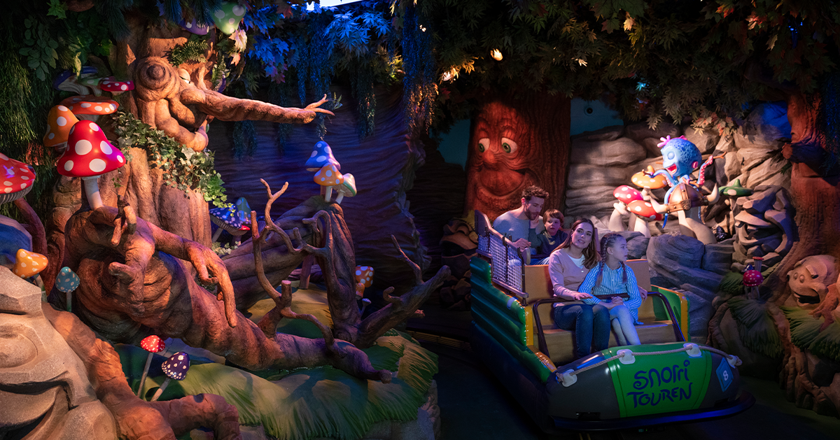 The Evolution of Immersive Ride Technology: The Past, Present and Future of the Dark Ride