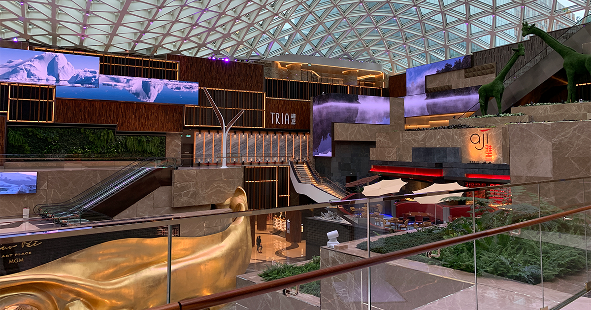 Crafting the World's Most Spectacular Integrated Resort at MGM COTAI