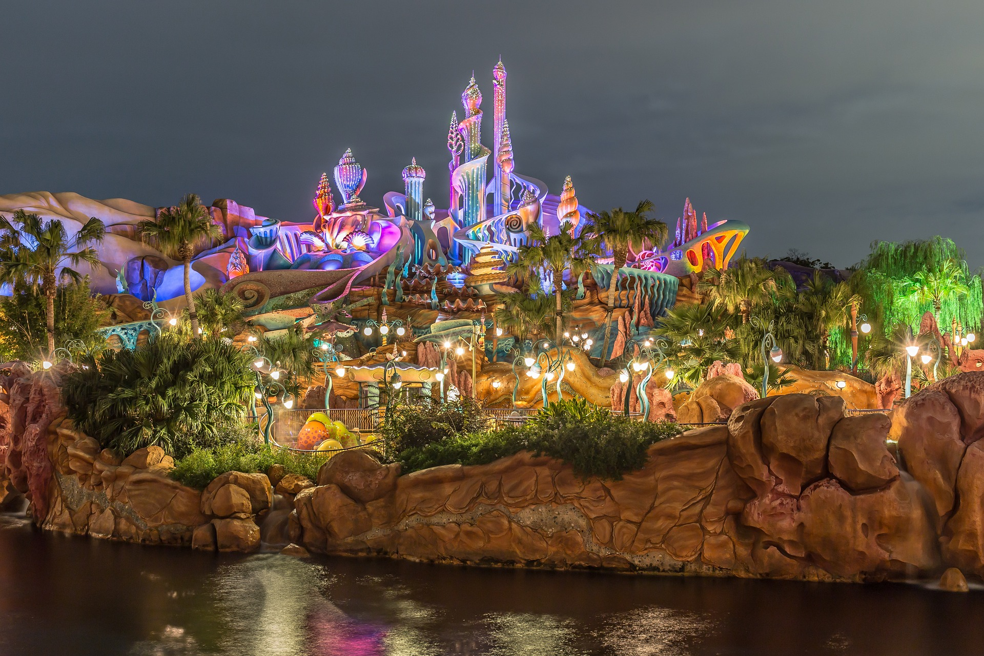 How Theme Parks Create Great Customer Experiences
