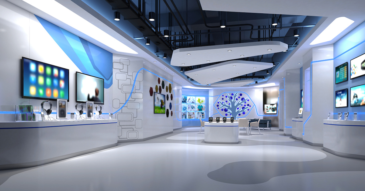 What Does a Modern Retail Environment Look Like?